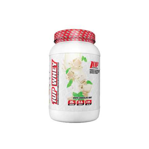 1UP 100% WHEY PROTEIN, 2.06 LBS