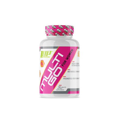 1UP NUTRITION, MULTIGO WOMEN, 90 TABS