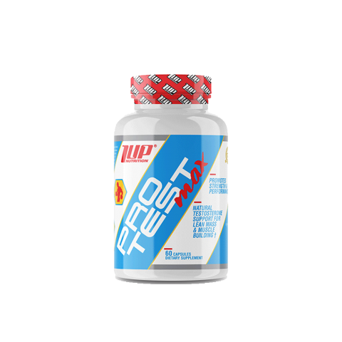 1UP NUTRITION, PRO TEST MAX, 60 CAPS