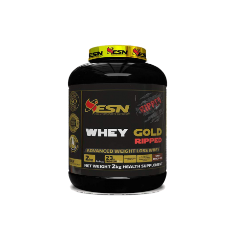ESN Whey Gold Ripped fat loss whey 2 lbs