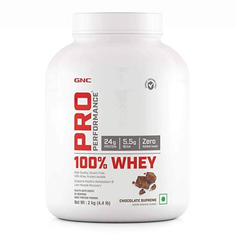 GNC Pro Performance 100% Whey Protein - 2 kg
