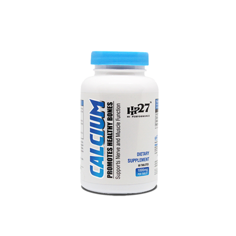HP27, CALCIUM, POST-WORKOUT, 1000 mg, 60 TABS