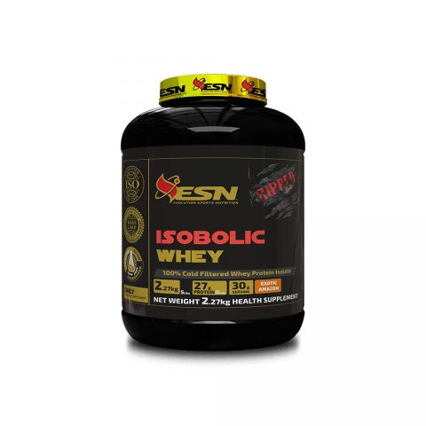 Evolution Sports Nutition, RIPPED, ISOBOLIC WHEY