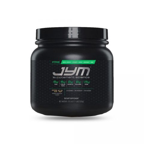 JYM SUPPLEMENT SCIENCE, PRE JYM, Pre-Workout-REFRESHING MELON
