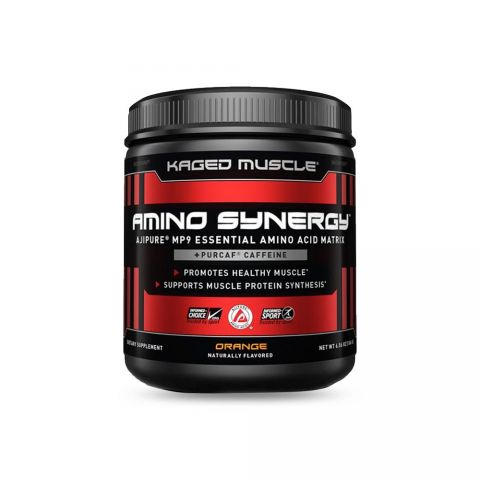KAGED MUSCLE AMINO SYNERGY-ORANGE