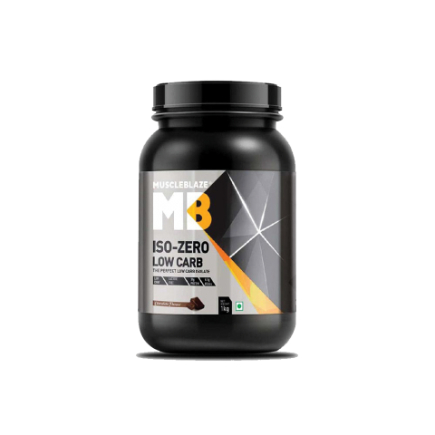 MB ISO-ZERO LOW CARB 1kg (Chocolate Flavor)