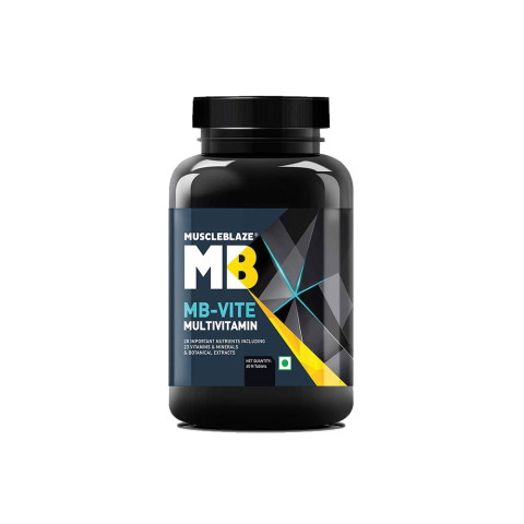 MuscleBlaze, MB-VITE, Multivitamin - UNFLAVORED