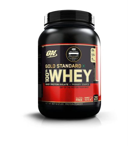 ON Gold Standard 100% Whey Protein Powder - 2 lbs