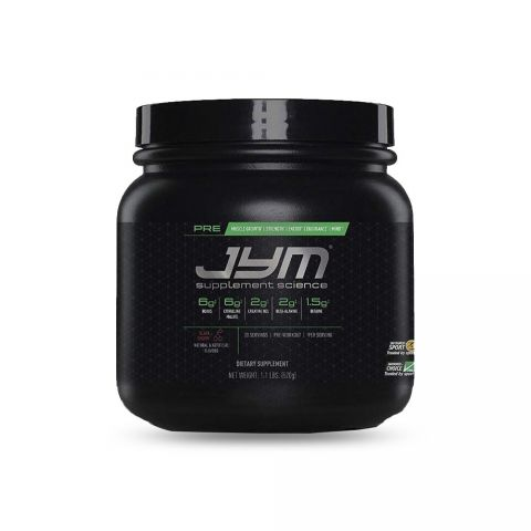 JYM SUPPLEMENT SCIENCE, PRE JYM, Pre-Workout-BLACK CHERRY