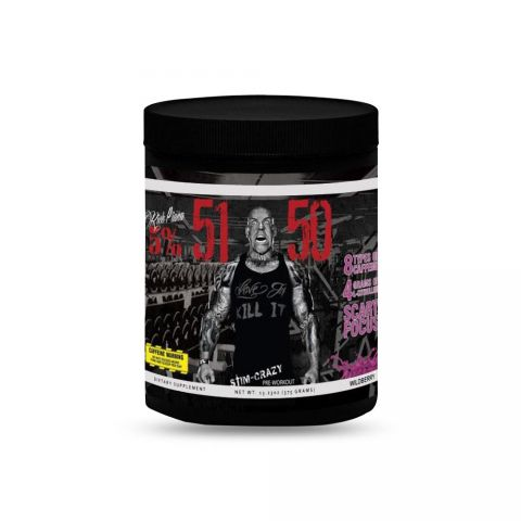 Rich Piana, 5% Nutrition, 5150 High Stimulant, Pre-Workout-WILDBERRY