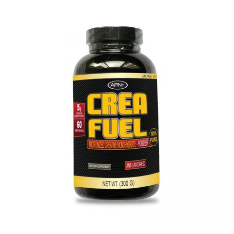 APN NUTRITION, CREA FUEL, 300 G