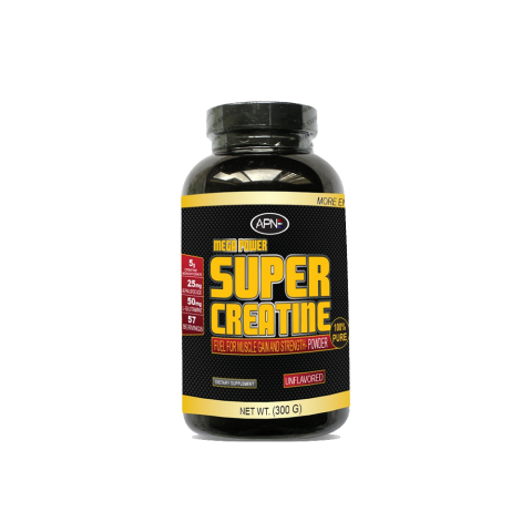 APN NUTRITION, SUPER CREATINE, 300 G