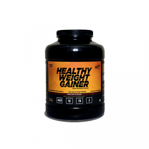 HP27 PERFORMACE SERIES, HEALTHY WEIGHT GAINER