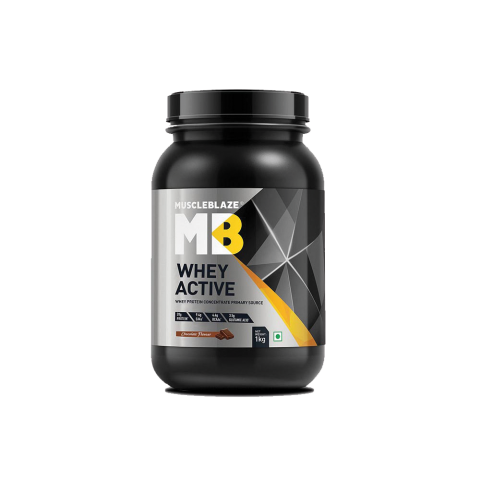 MuscleBlaze, WHEY ACTIVE, WHEY PROTEIN CONCENTRATE